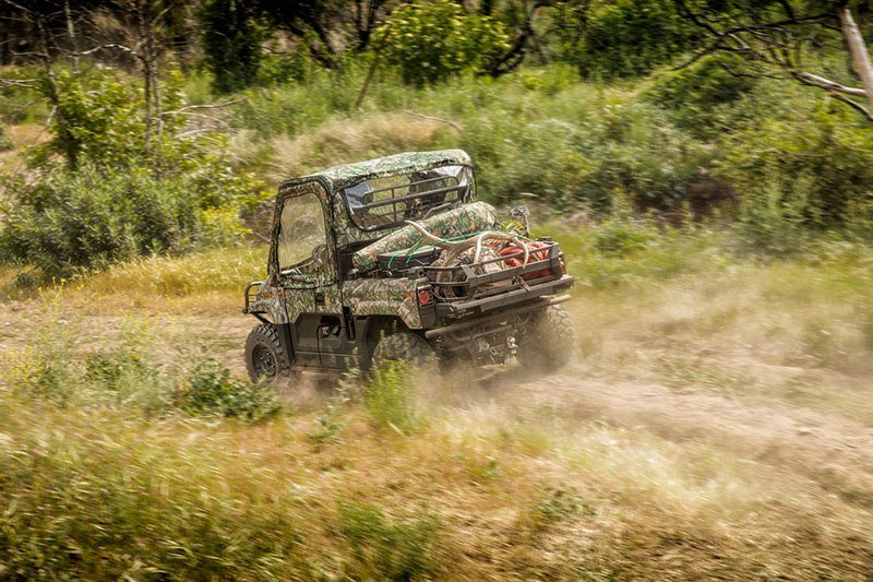 2019 Kawasaki Mule PRO-MX EPS Camo in Sacramento, California - Photo 12