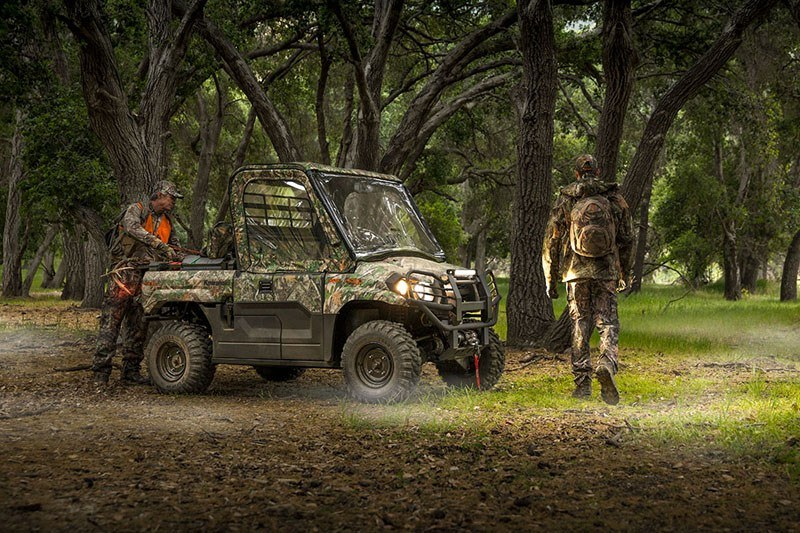 2019 Kawasaki Mule PRO-MX EPS Camo in Littleton, New Hampshire