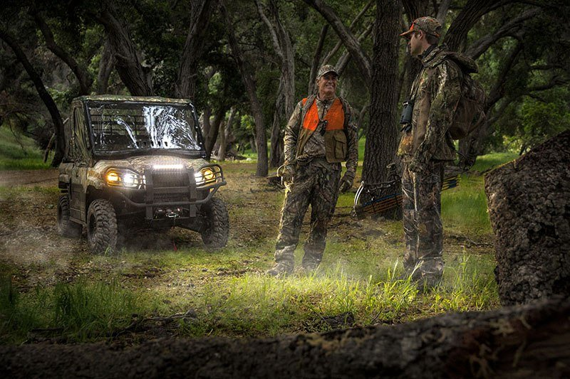 2019 Kawasaki Mule PRO-MX EPS Camo in Kerrville, Texas - Photo 14