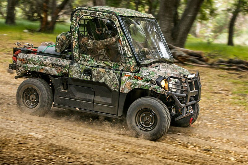 2019 Kawasaki Mule PRO-MX EPS Camo in Santa Clara, California - Photo 15