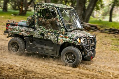 2019 Kawasaki Mule PRO-MX EPS Camo in Bellevue, Washington - Photo 15
