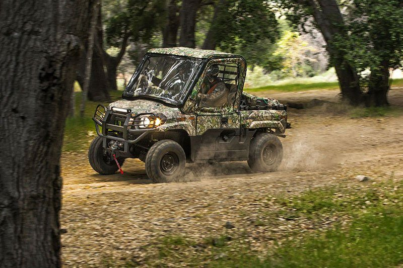 2019 Kawasaki Mule PRO-MX EPS Camo in Santa Clara, California - Photo 16