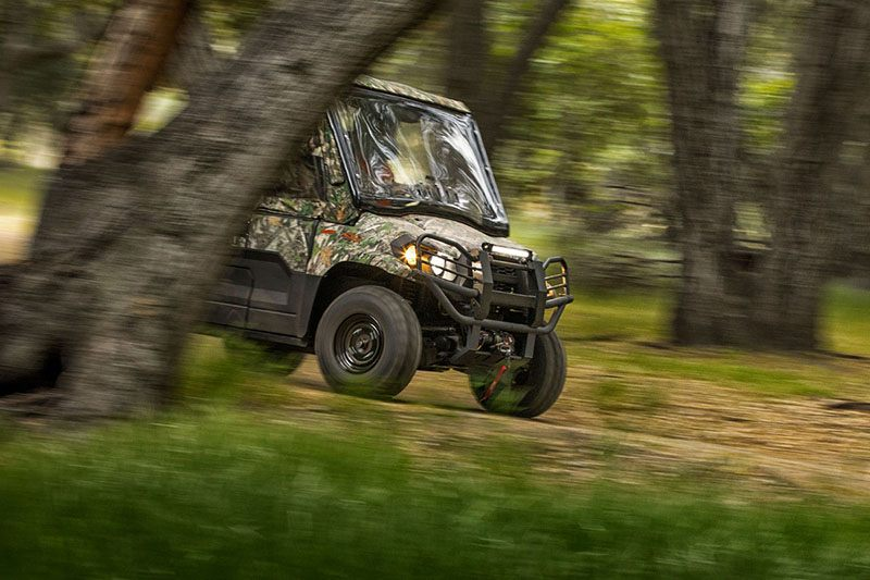 2019 Kawasaki Mule PRO-MX EPS Camo in Northampton, Massachusetts