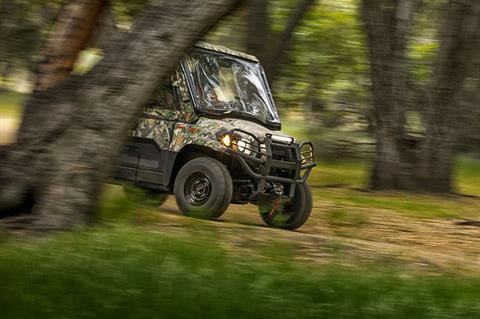 2019 Kawasaki Mule PRO-MX EPS Camo in Santa Clara, California - Photo 17