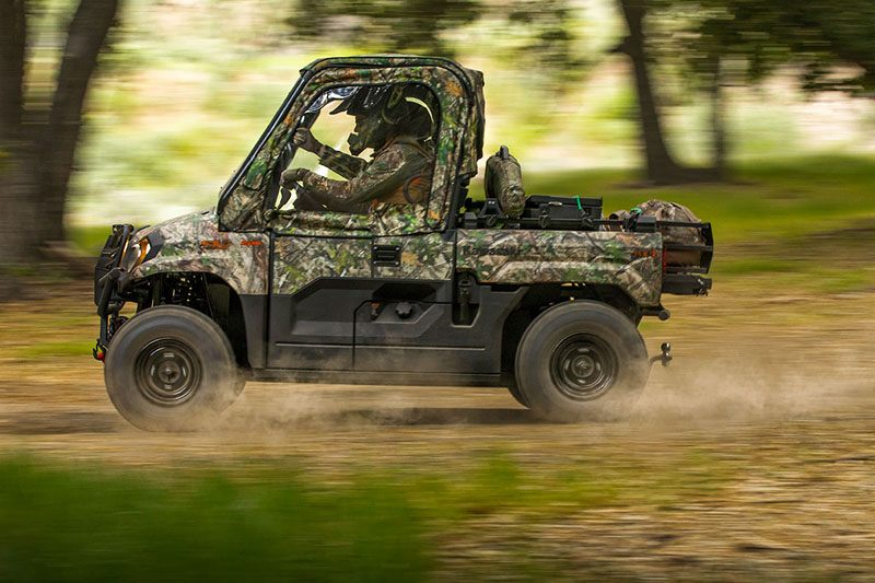 2019 Kawasaki Mule PRO-MX EPS Camo in Santa Clara, California - Photo 18