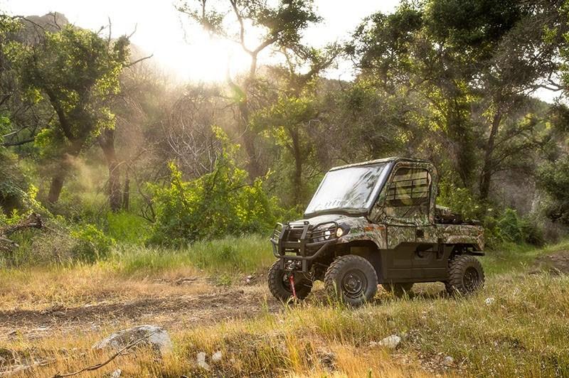2019 Kawasaki Mule PRO-MX EPS Camo in Chanute, Kansas - Photo 21