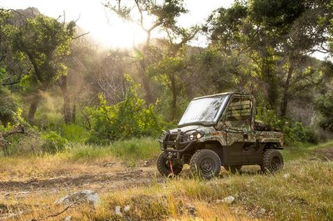 2019 Kawasaki Mule PRO-MX EPS Camo in Bellevue, Washington - Photo 21