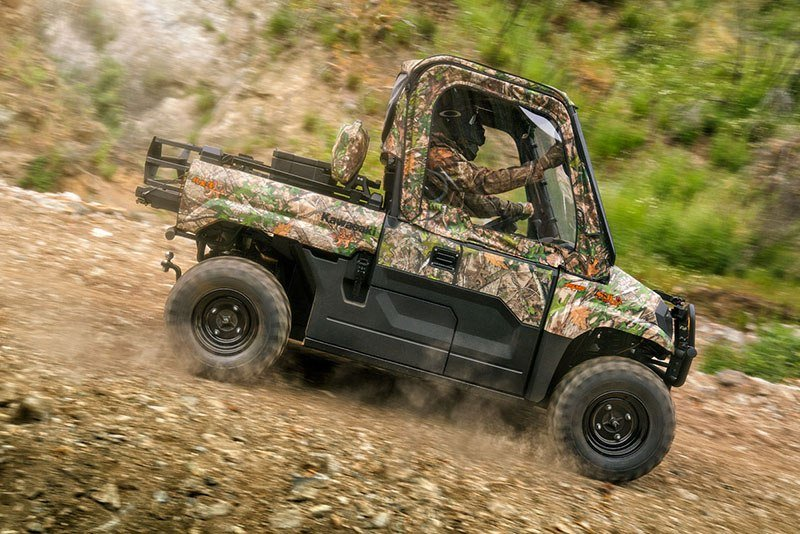 2019 Kawasaki Mule PRO-MX EPS Camo in Bellevue, Washington - Photo 22