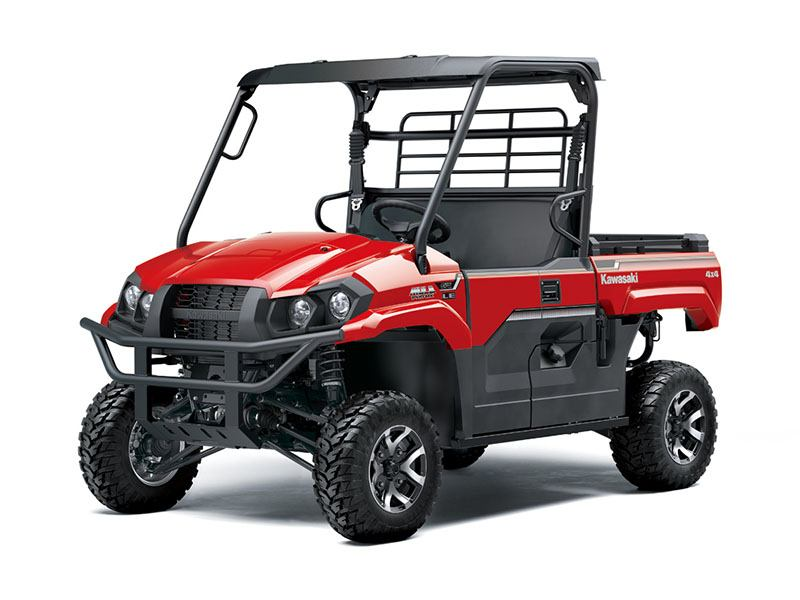 2019 Kawasaki Mule PRO-MX EPS LE in Brewton, Alabama - Photo 3