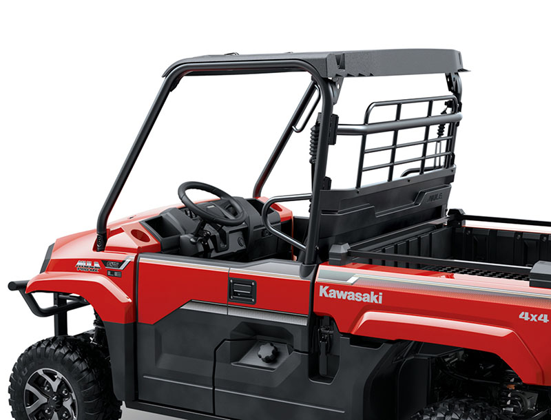 2019 Kawasaki Mule PRO-MX EPS LE in Sacramento, California - Photo 10