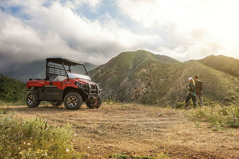 2019 Kawasaki Mule PRO-MX EPS LE in South Paris, Maine