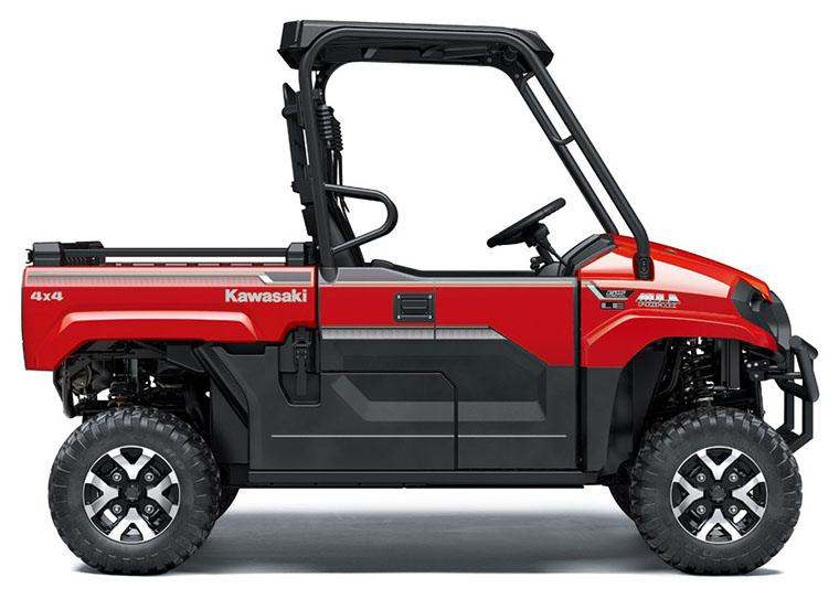 2019 Kawasaki Mule PRO-MX EPS LE in San Francisco, California - Photo 1