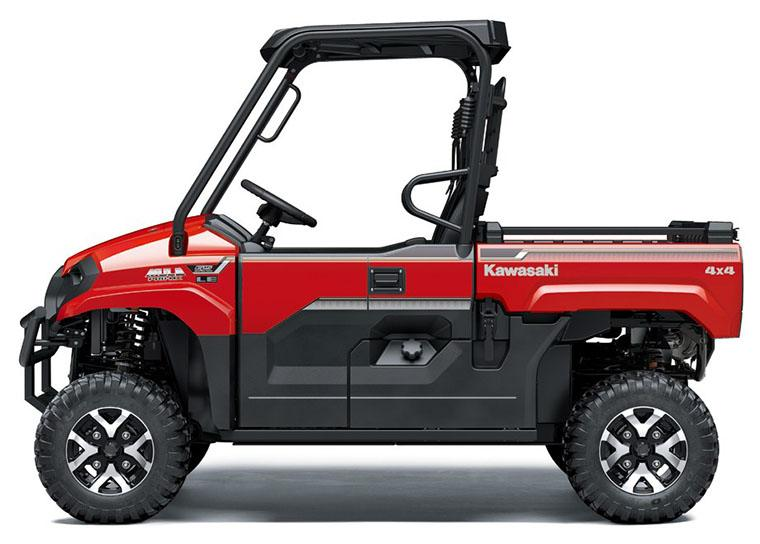 2019 Kawasaki Mule PRO-MX EPS LE in San Francisco, California - Photo 2