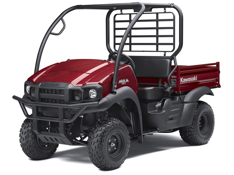 2019 Kawasaki Mule SX in San Francisco, California - Photo 3