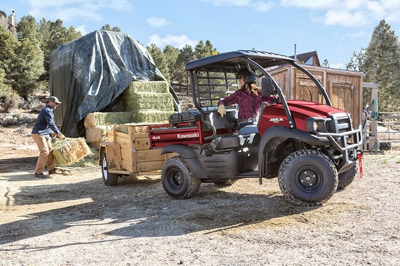 2019 Kawasaki Mule SX in Butte, Montana - Photo 8