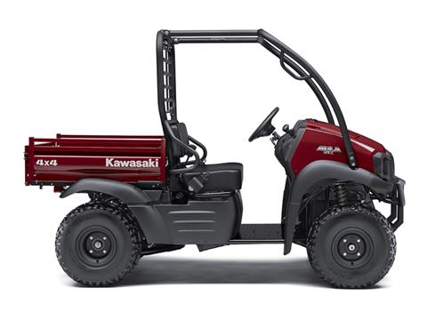 2019 Kawasaki Mule SX 4X4 in Dimondale, Michigan