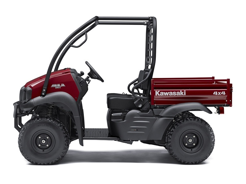 2019 Kawasaki Mule SX 4X4 in Northampton, Massachusetts - Photo 2