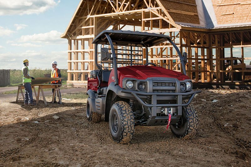 2019 Kawasaki Mule SX 4X4 in Albemarle, North Carolina - Photo 9