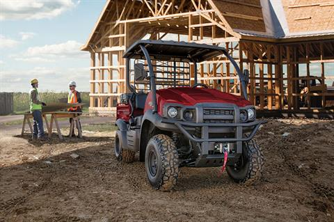 2019 Kawasaki Mule SX 4X4 in Hicksville, New York - Photo 9
