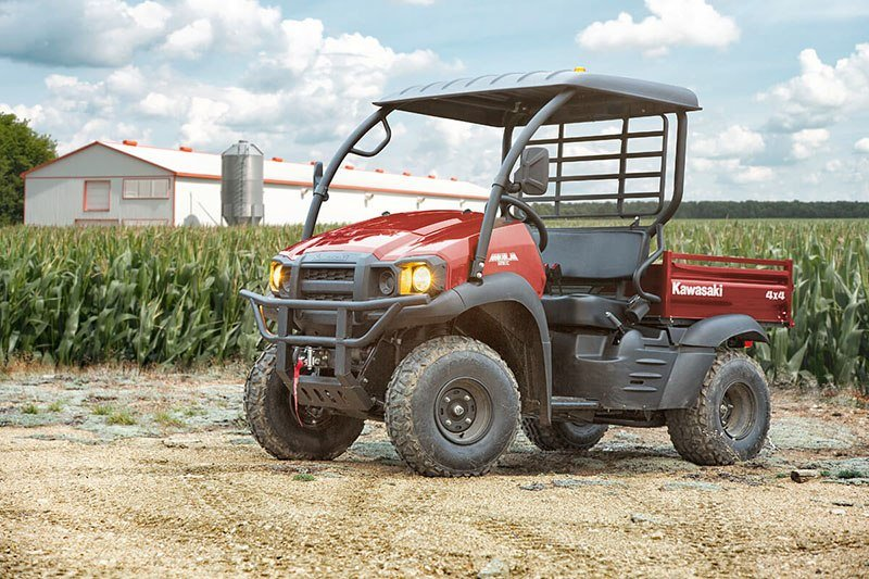 2019 Kawasaki Mule SX 4X4 in Hicksville, New York - Photo 10