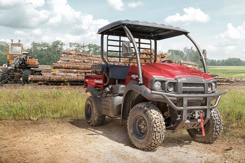 2019 Kawasaki Mule SX 4X4 in Lebanon, Maine - Photo 11