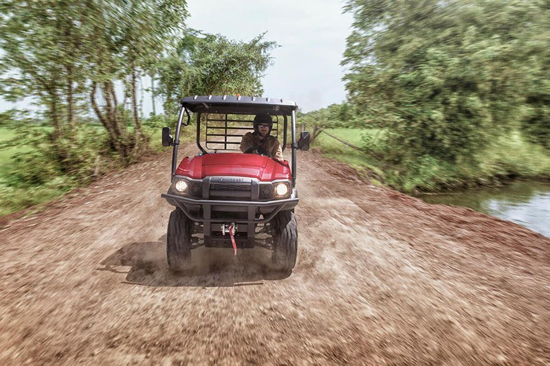 2019 Kawasaki Mule SX 4X4 in Lebanon, Maine - Photo 12