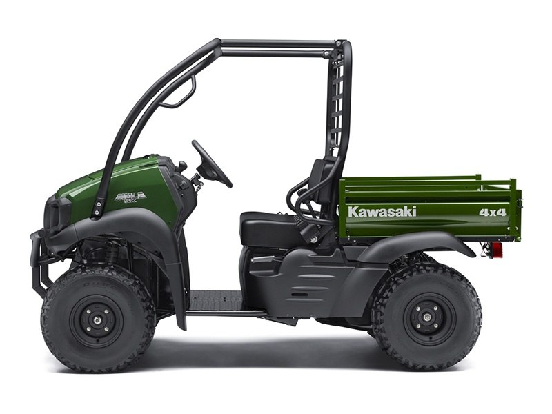 2019 Kawasaki Mule SX 4X4 in San Jose, California - Photo 2