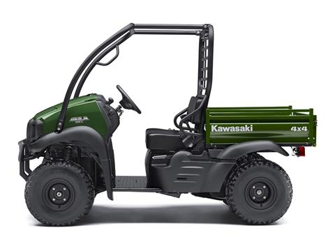 2019 Kawasaki Mule SX 4X4 in Johnson City, Tennessee - Photo 2