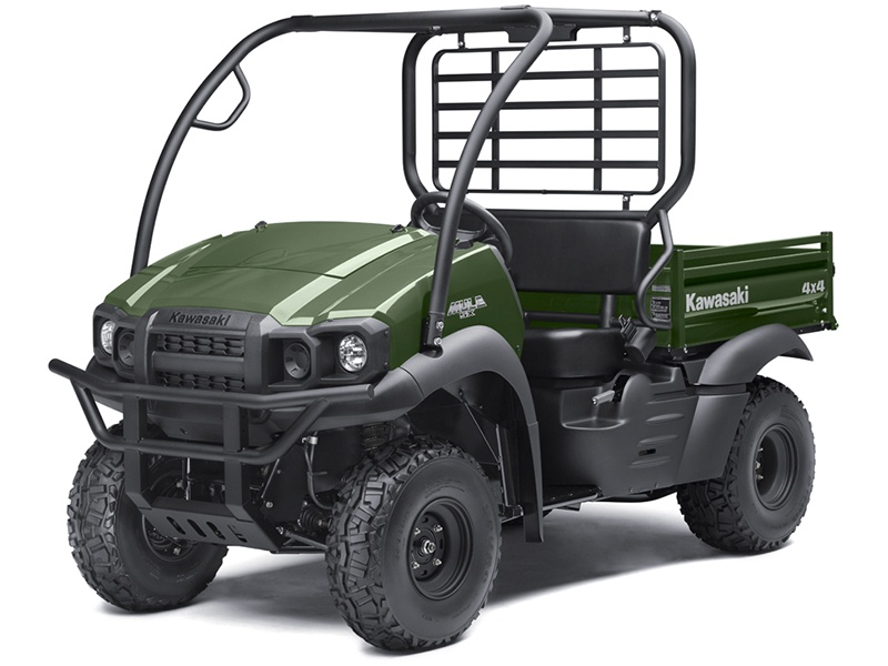 2019 Kawasaki Mule SX 4X4 in Asheville, North Carolina - Photo 3