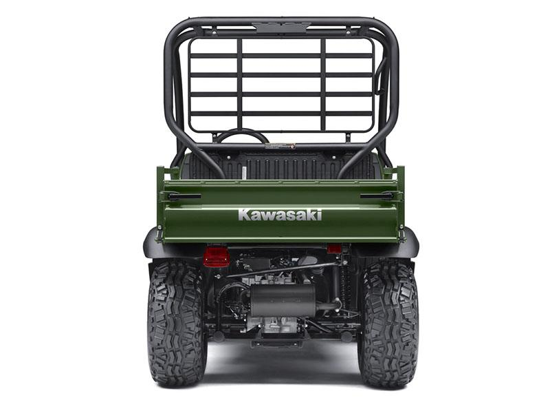 2019 Kawasaki Mule SX 4X4 in Johnson City, Tennessee - Photo 5