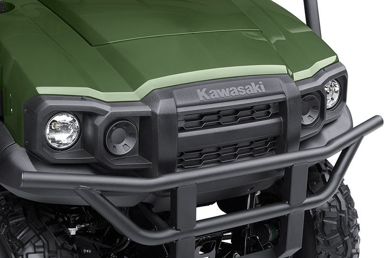 2019 Kawasaki Mule SX 4X4 in Johnson City, Tennessee - Photo 8
