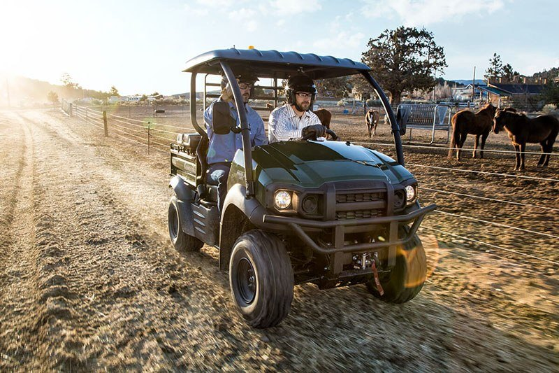 2019 Kawasaki Mule SX 4X4 in Goleta, California - Photo 11