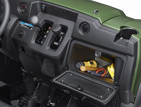 2019 Kawasaki Mule SX 4X4 in Huron, Ohio - Photo 16