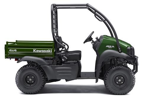 2019 Kawasaki Mule SX 4X4 in Albemarle, North Carolina