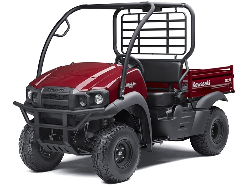 2019 Kawasaki Mule SX 4x4 FI in Hialeah, Florida - Photo 3