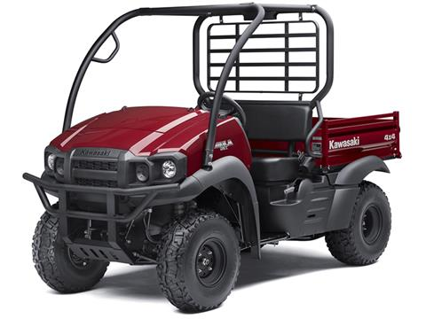 2019 Kawasaki Mule SX 4x4 FI in Sacramento, California - Photo 3