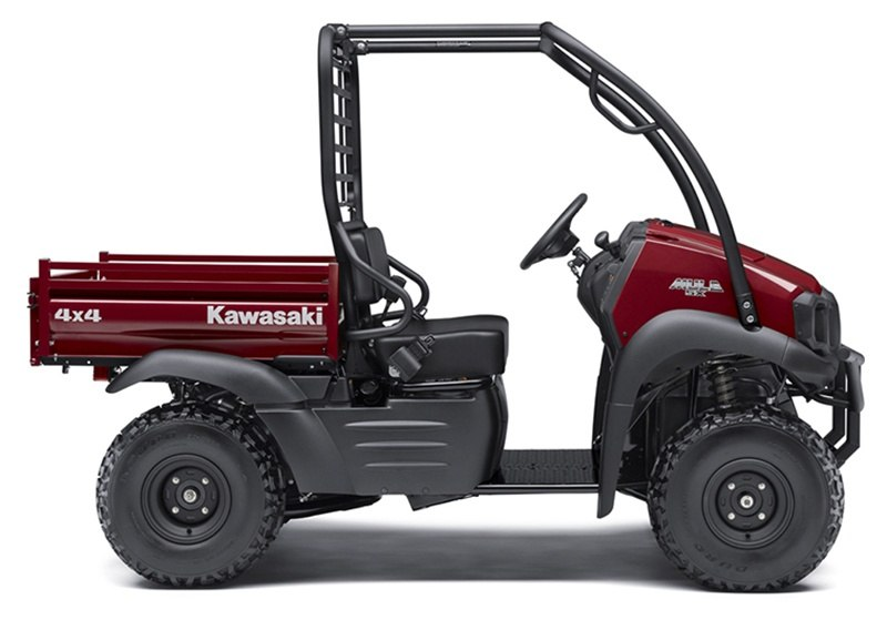 2019 Kawasaki Mule SX 4x4 FI in Howell, Michigan - Photo 8