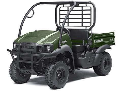 2019 Kawasaki Mule SX 4x4 FI in Mount Pleasant, Michigan
