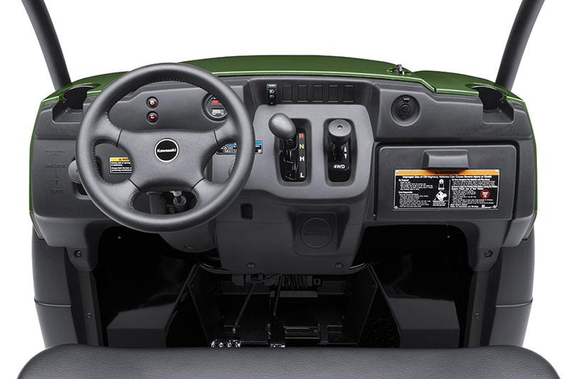 2019 Kawasaki Mule SX 4x4 FI in Brilliant, Ohio - Photo 10