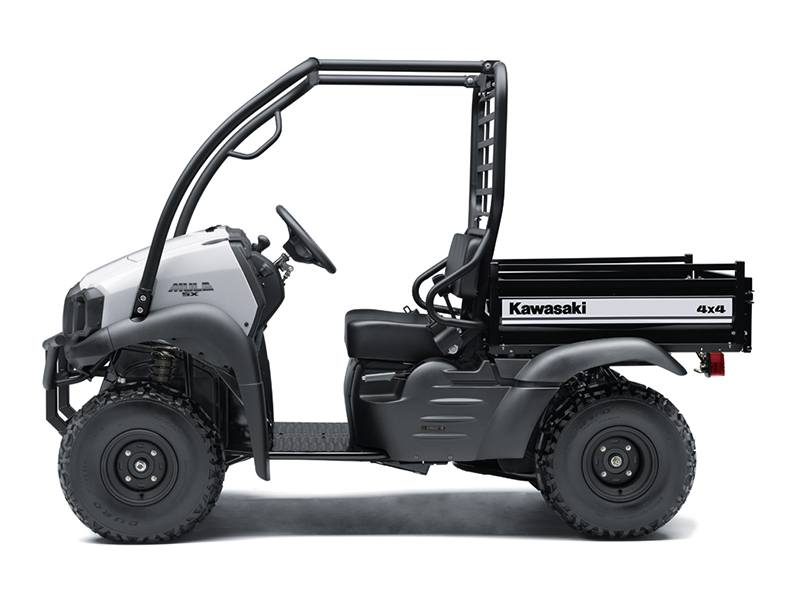 2019 Kawasaki Mule SX 4X4 SE in Rock Falls, Illinois