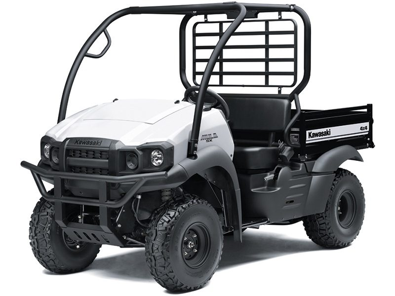 2019 Kawasaki Mule SX 4X4 SE in Asheville, North Carolina - Photo 3