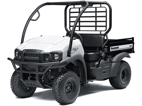 2019 Kawasaki Mule SX 4X4 SE in Johnson City, Tennessee - Photo 3