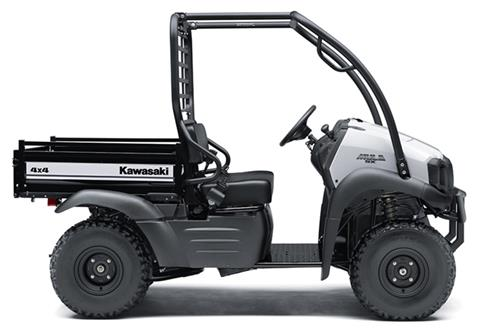 2019 Kawasaki Mule SX 4X4 SE in Oak Creek, Wisconsin