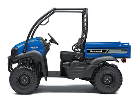 2019 Kawasaki Mule SX 4X4 XC in Oak Creek, Wisconsin
