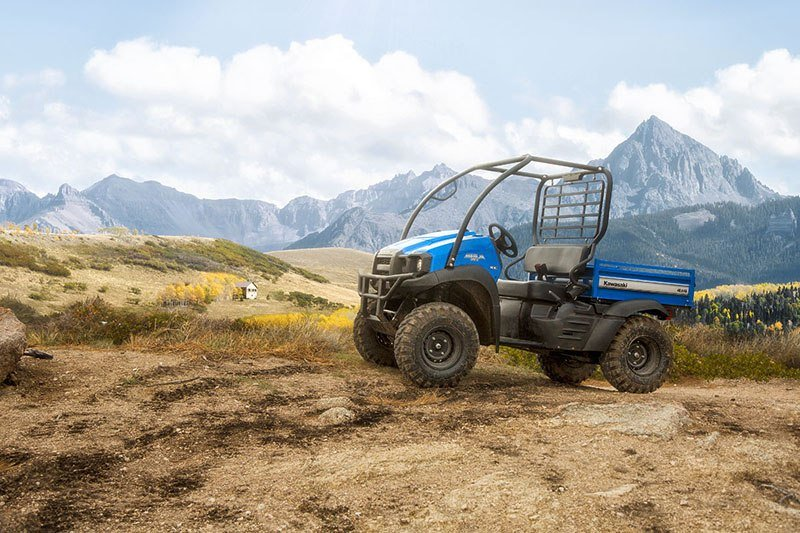 2019 Kawasaki Mule SX 4X4 XC in Johnson City, Tennessee - Photo 5