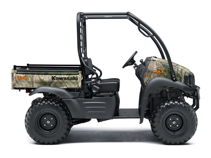 2019 Kawasaki Mule SX 4X4 XC Camo in Broken Arrow, Oklahoma