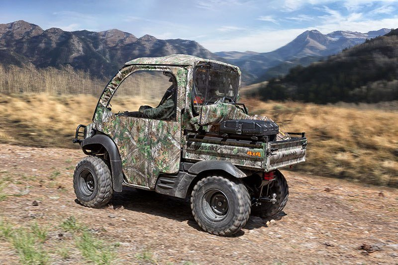 2019 Kawasaki Mule SX 4X4 XC Camo in Tulsa, Oklahoma - Photo 6