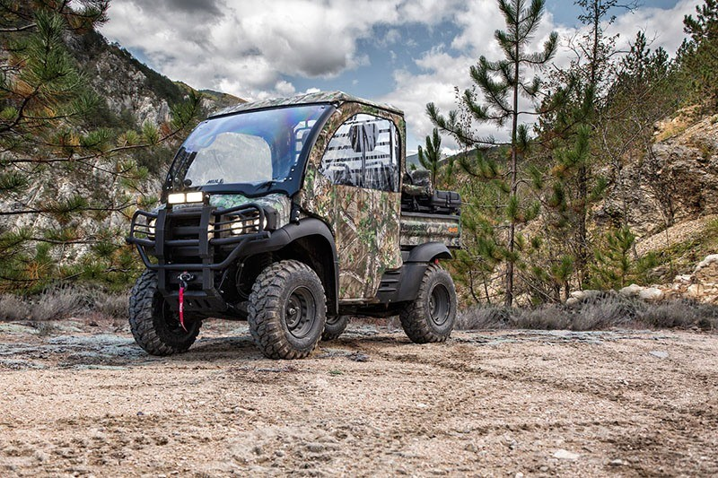 2019 Kawasaki Mule SX 4X4 XC Camo in Fairfield, Illinois