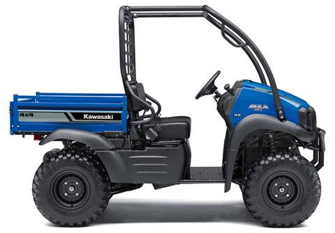 2019 Kawasaki Mule SX 4X4 XC FI in Mount Pleasant, Michigan