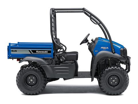 2019 Kawasaki Mule SX 4X4 XC FI in Harrisonburg, Virginia